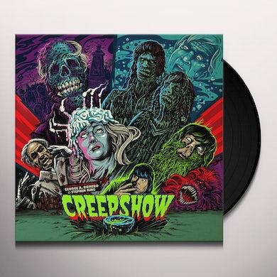John Harrison CREEPSHOW (SCORE) / Original Soundtrack Vinyl Record