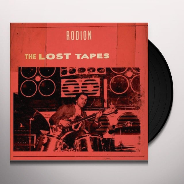 Rodion G.A. LOST TAPES (W/CD) (Vinyl)