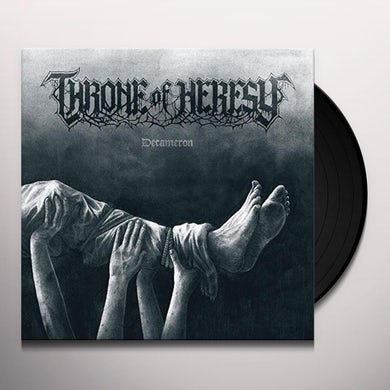Throne Of Heresy DECAMERON Vinyl Record
