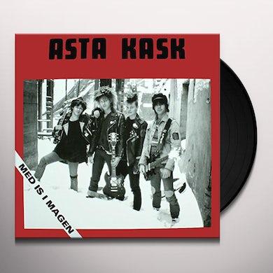 Asta Kask MED IS I MAGEN Vinyl Record