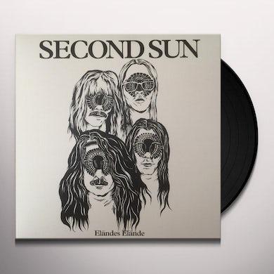 Second Sun ELANDES ELANDE Vinyl Record