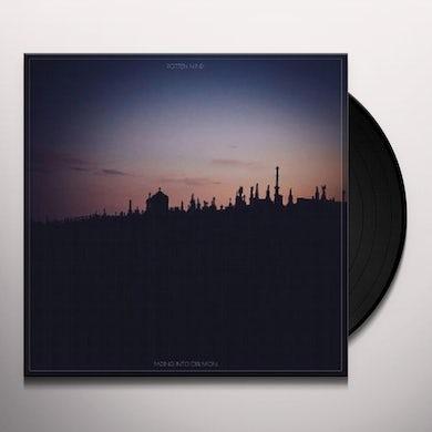 ROTTEN MIND FADING INTO OBLIVION Vinyl Record