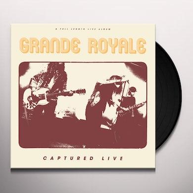 CAPTURED LIVE Vinyl Record