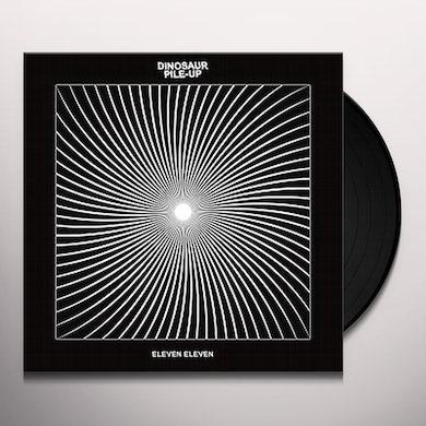 Dinosaur Pile-Up ELEVEN ELEVEN Vinyl Record