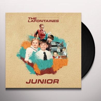 The LaFontaines JUNIOR Vinyl Record
