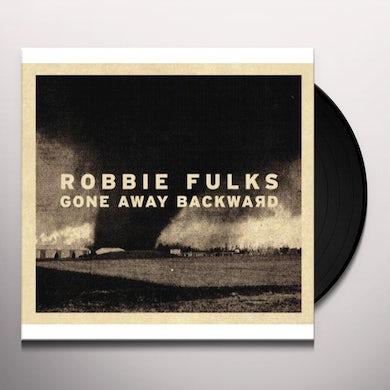 Robbie Fulks GONE AWAY BACKWARD Vinyl Record