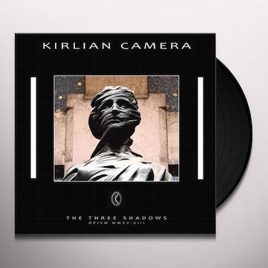 Kirlian Camera THREE SHADOWS Vinyl Record