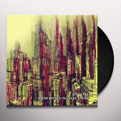 David Binney ZINC CITY Vinyl Record