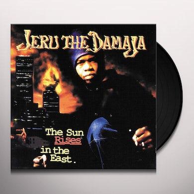 The Sun Rises In The Vinyl Record