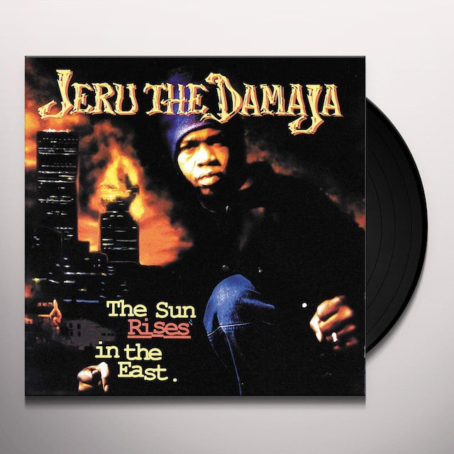 Jeru The Damaja Sun Rises In The East Vinyl Record