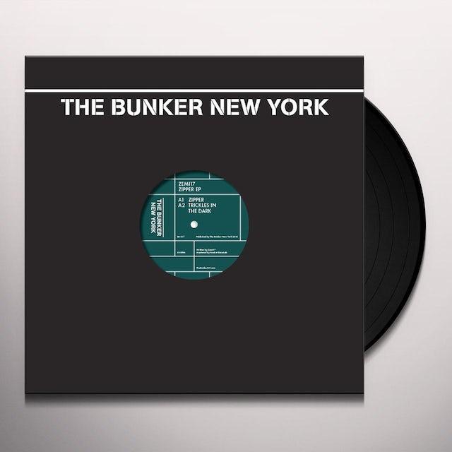 Zemi17 ZIPPER Vinyl Record