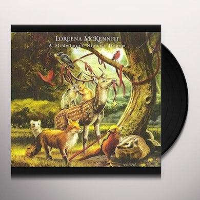 Loreena Mckennitt MIDWINTER NIGHTS DREAM Vinyl Record