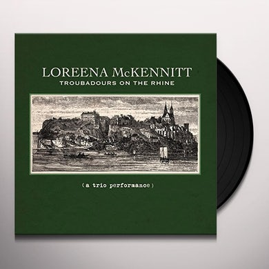 Troubadours On The Rhine (LP) Vinyl Record