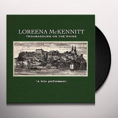 Loreena Mckennitt TROUBADOURS ON THE RHINE Vinyl Record