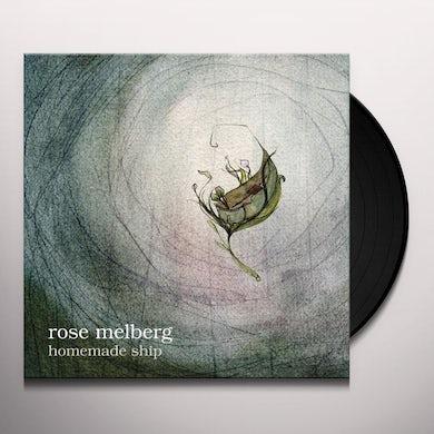 Rose Melberg HOMEMADE SHIP Vinyl Record