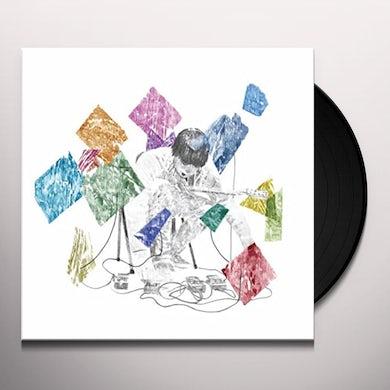Dustin Wong INFINITE LOVE Vinyl Record