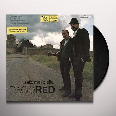 Raiz / Fausto Mesolella DAGORED Vinyl Record