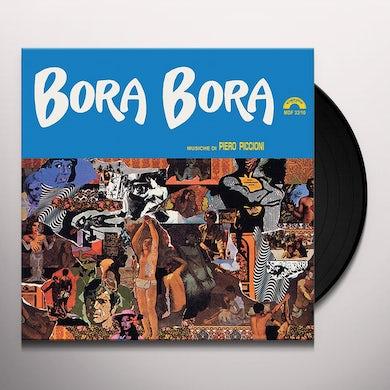 Piero Piccioni BORA BORA / Original Soundtrack Vinyl Record