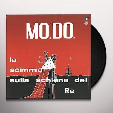 MO.DO. LA SCIMMIA SULLA SCHIENA DEL RE Vinyl Record