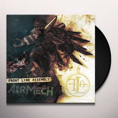 Front Line Assembly AIRMECH Vinyl Record