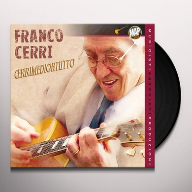 CERRI FRANCO CERRIMEDIOATUTTO Vinyl Record