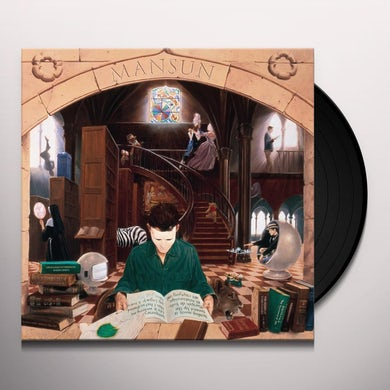 Mansun SIX Vinyl Record