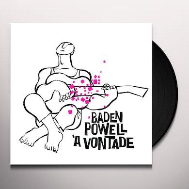 Baden Powell VONTADE Vinyl Record