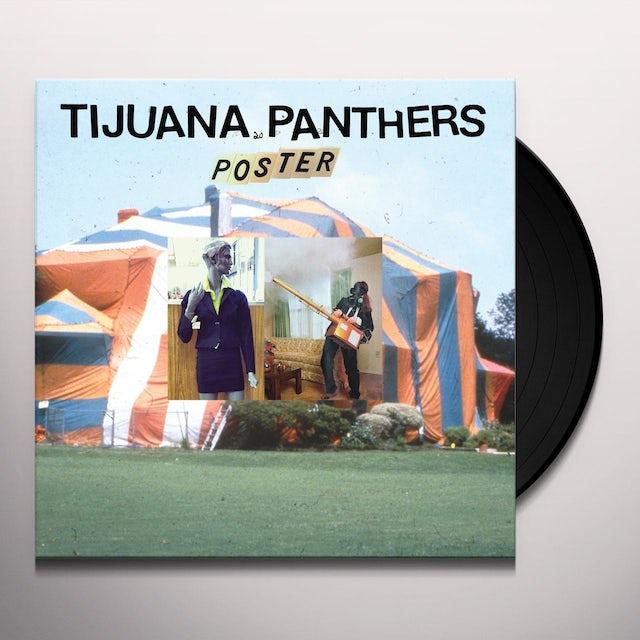 Tijuana Panthers POSTER Vinyl Record