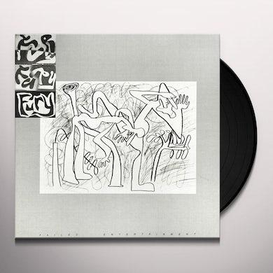 Fury FAILED ENTERTAINMENT Vinyl Record