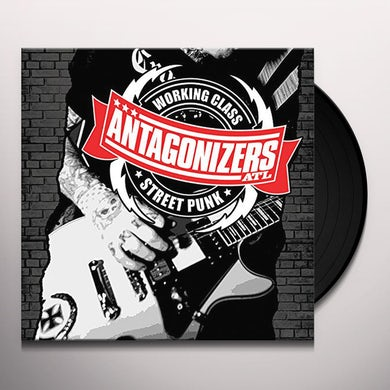 Antagonizers ATL WORKING CLASS STREET PUNK Vinyl Record