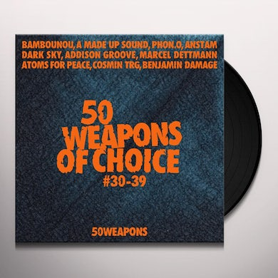 50 Weapons Of Choice 30-39 / Var Vinyl Record