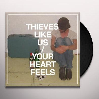 YOUR HEART FEELS Vinyl Record