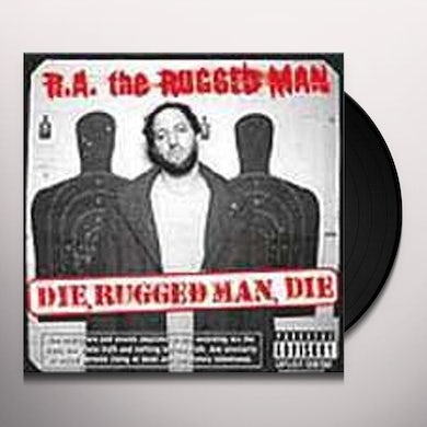 DIE RUGGED MAN DIE Vinyl Record