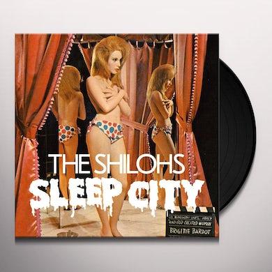 Shilohs SLEEP CITY Vinyl Record