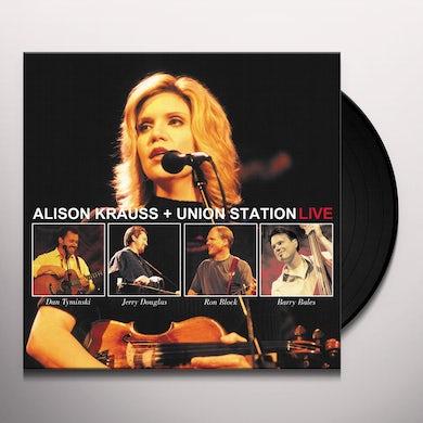Roxy Music LIVE Vinyl Record