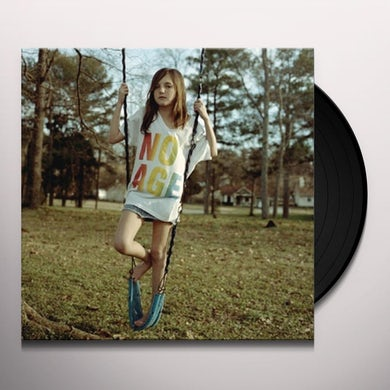 No Age GET HURT Vinyl Record