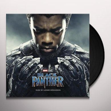 BLACK PANTHER (SCORE) / Original Soundtrack Vinyl Record