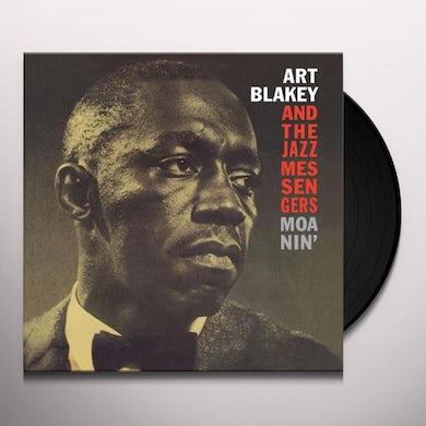 Art Blakey / Jazz Messengers MOANIN Vinyl Record - 180 Gram Pressing