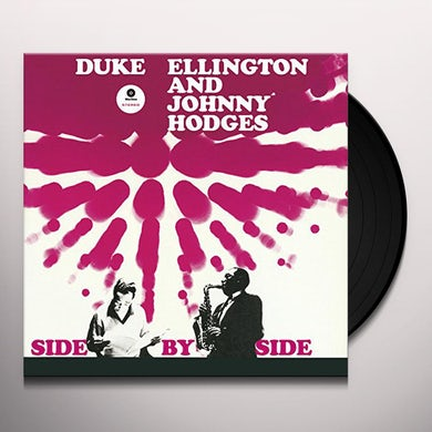 Duke Ellington SIDE BY SIDE (BONUS TRACK) Vinyl Record - 180 Gram Pressing