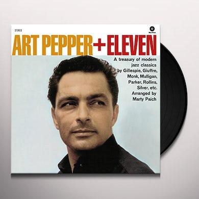 PLUS ELEVEN (BONUS TRACK) Vinyl Record - 180 Gram Pressing