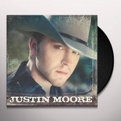 JUSTIN MOORE Vinyl Record
