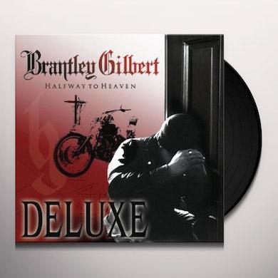 Brantley Gilbert Halfway To Heaven (2 LP) Vinyl Record