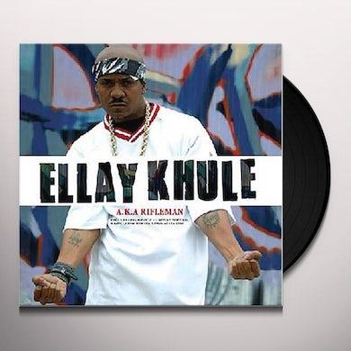 Ellay Aka Rifleman Khule WHO'S KILLING HIP HOP Vinyl Record