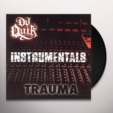 Dj Quik TRAUMA: INSTRUMENTALS Vinyl Record