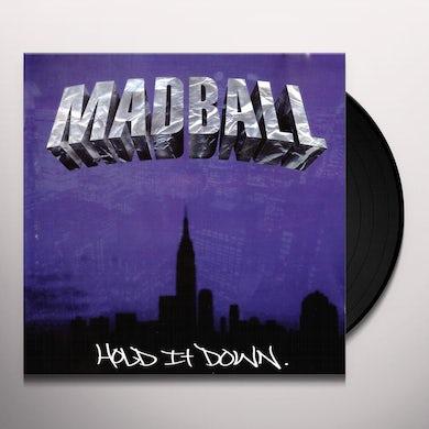 Madball HOLD IT DOWN Vinyl Record