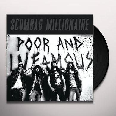 POOR & INFAMOUS (MAGENTA VINYL) Vinyl Record