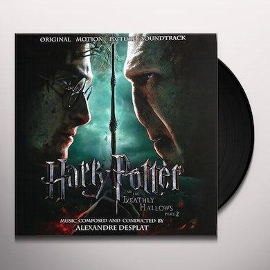 Alexandre Desplat HARRY POTTER & THE DEATHLY HALLOWS PART 2 Vinyl Record