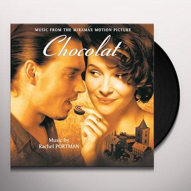 Rach Portman CHOCOLAT (ORIGINAL SOUNDTRACK) Vinyl Record