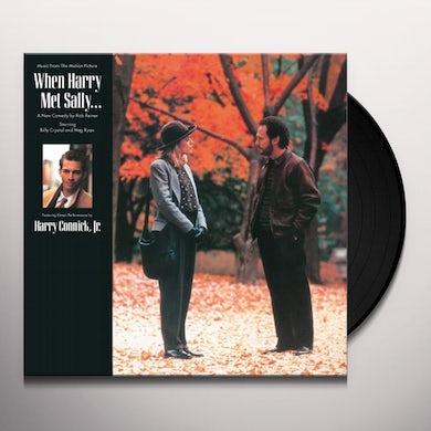 Harry Connick Jr WHEN HARRY MET SALLY / Original Soundtrack Vinyl Record