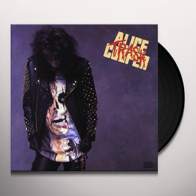 Alice Cooper TRASH Vinyl Record